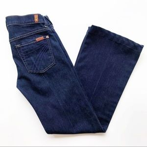 7 For All Mankind Dojo Flare Trouser Jeans